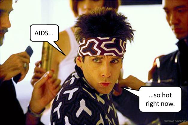 aids zoolander