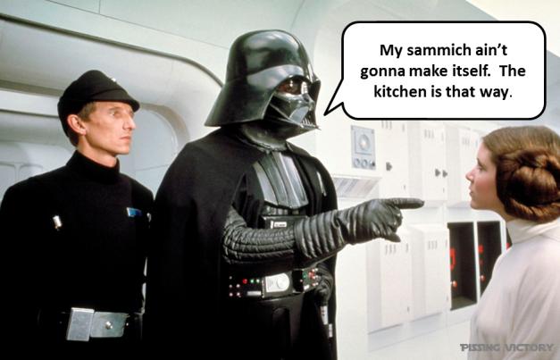 Vader sammich wm