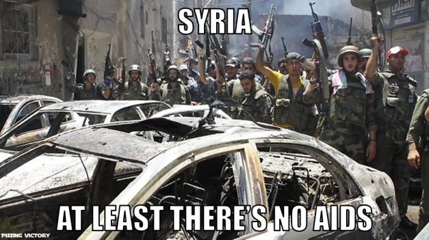 Syria AIDS